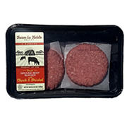 Farm to Table Select Ground Beef Burgers, 6 ct.