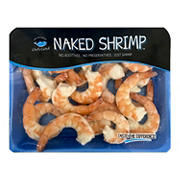 Naked Shrimp 16/20 Count Cooked, 1.4 lbs.