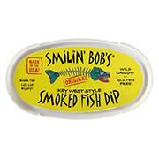 Smilin Bob's Smoked Fish Dip, 15.5 oz.