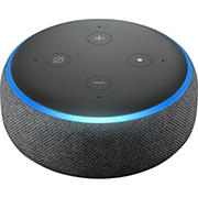 Amazon Echo Dot Speaker  3rd Generation - Charcoal