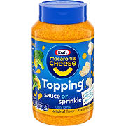Kraft Macaroni & Cheese Topping Original Flavor, 20.7 oz.