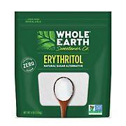 Whole Earth Erythritol Sugar Alternative, 4 lb.