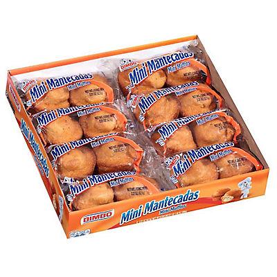 Bimbo Mini Matecadas Muffins, 12 pk./17 oz.