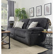 Kian Motions Mansfield 3-Pc. Power Reclining Set - Gray