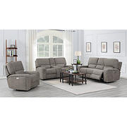 Kian Motions Cameron 3-Pc. Power Reclining Set - Beige