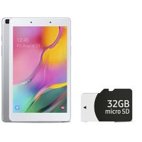Deals on Samsung Galaxy Tab A 8-in Tablet 32GB w/32GB microSD Card
