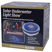 Game Solar Underwater Light Show