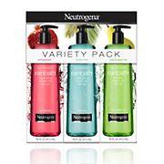 Neutrogena Rainbath Shower And Bath Gel Variety Pack, 3 pk.