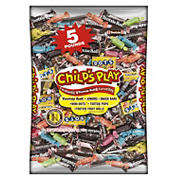 Tootsie Roll Child's Play Candy, 5 lbs.
