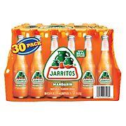 Jarritos Mandarin Natural Flavor Soda, 30 ct.