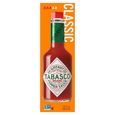 McIlhenny Co. Tabasco Sauce, 12 oz.