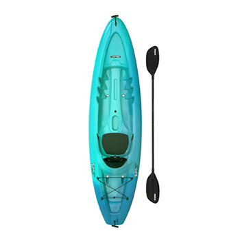 Lifetime Leisure Triton 10' Sit-On Kayak & Paddle