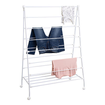Honey Can Do Large A-Frame Drying Rack - White