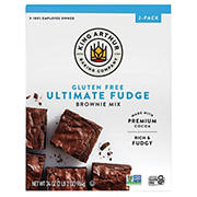King Arthur Flour Gluten-Free Fudge Brownie Mix, 2 ct.