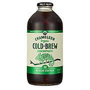 Chameleon Organic Cold Brew Black Coffee, 32 oz.