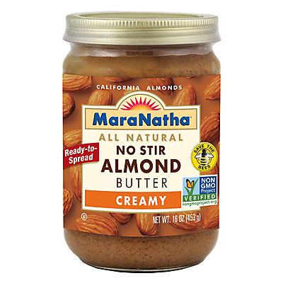 MaraNatha No-Stir Almond Butter, 16 oz.