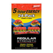 5 Hour Energy Berry, 24 pk.