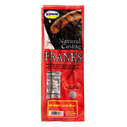 Kowalski Natural Casing Franks, 3 lbs.