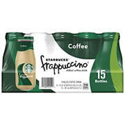 Starbucks Frappuccino Chilled Coffee, 15 ct.