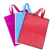 Hallmark Large Solid Color Gift Bags, 3 pk.