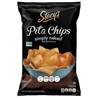 Stacy's Simply Naked Pita Chips, 24 oz.