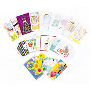 Hallmark All Occasion Handmade Boxed Assorted Greeting Cards, 24 pk.