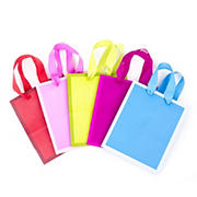 Hallmark Small Solid Color Gift Bags, 5 pk.