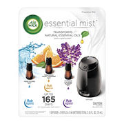 Air Wick Essential Mist Diffuser Variety Pack