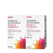GNC Women's Energy and Metabolism Twin Pack, 2 pk.