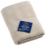 Berkley Jensen Cotton Hand Towel - Linen