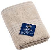 Berkley Jensen Cotton Hand Towel - Linen