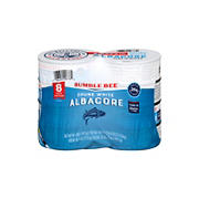 Bumble Bee Chunk White Albacore Tuna in Water, 8 pk./5 oz.