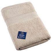 Berkley Jensen Cotton Bath Towel - Linen