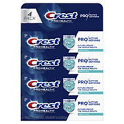 Crest Pro-Health Pro Active Defense Deep Clean Toothpaste, 4 pk.