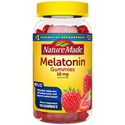 Nature Made Melatonin 10 mg Gummies, 150 ct.
