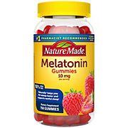 Nature Made Melatonin 10 mg Gummies, 150 ct.