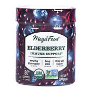 MegaFood Elderberry Immune Support Gummies, 80 ct.