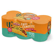 Pace Complete Taco Filling, 6 pk.