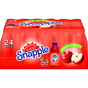 Snapple Apple Juice, 24 pk.