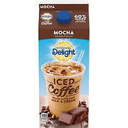 International Delight Mocha Iced Coffee, 64 oz.