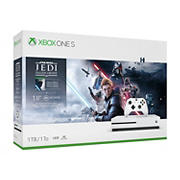 Xbox One S 1TB Console with Star Wars Jedi: Fallen Order Bundle