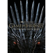 Game of Thrones: The Complete Season 8 (DVD)