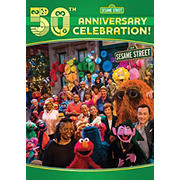 Sesame Street 50th Anniversary Celebration! (DVD)