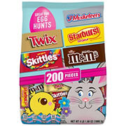 Mars Fun Size Easter Variety Pack, 200 ct.