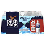 Deer Park 100% Natural Spring Water with Sports Cap, 24 pk./23.7 oz.