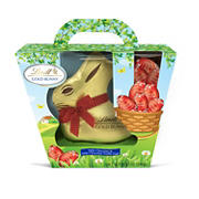 Lindt Gold Chocolate Bunny and Eggs