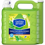 Berkley Jensen Original Fresh Liquid Laundry Detergent, 225 fl. Oz.