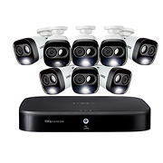 Lorex 8-Channel 8-Camera 1080p Security System with 1TB HDD DVR