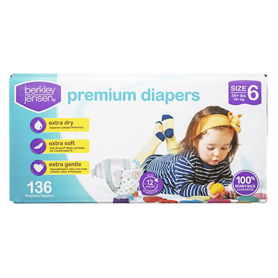 Diapers - Size 6 And 7