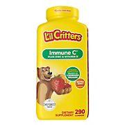 L'il Critters Immune C Gummy Vitamins, 290 ct.